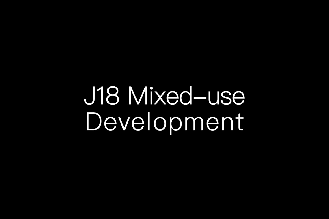 J18 Mixed-use Development