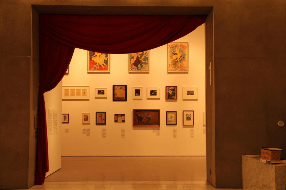 Le Chat Noir Exhibition